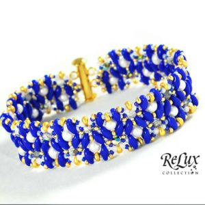 Melody II Bracelet Blue Version